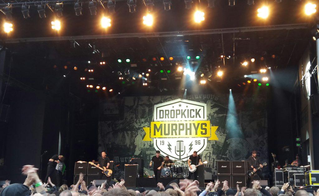 Dropkick Murphys - Liseberg - 160622