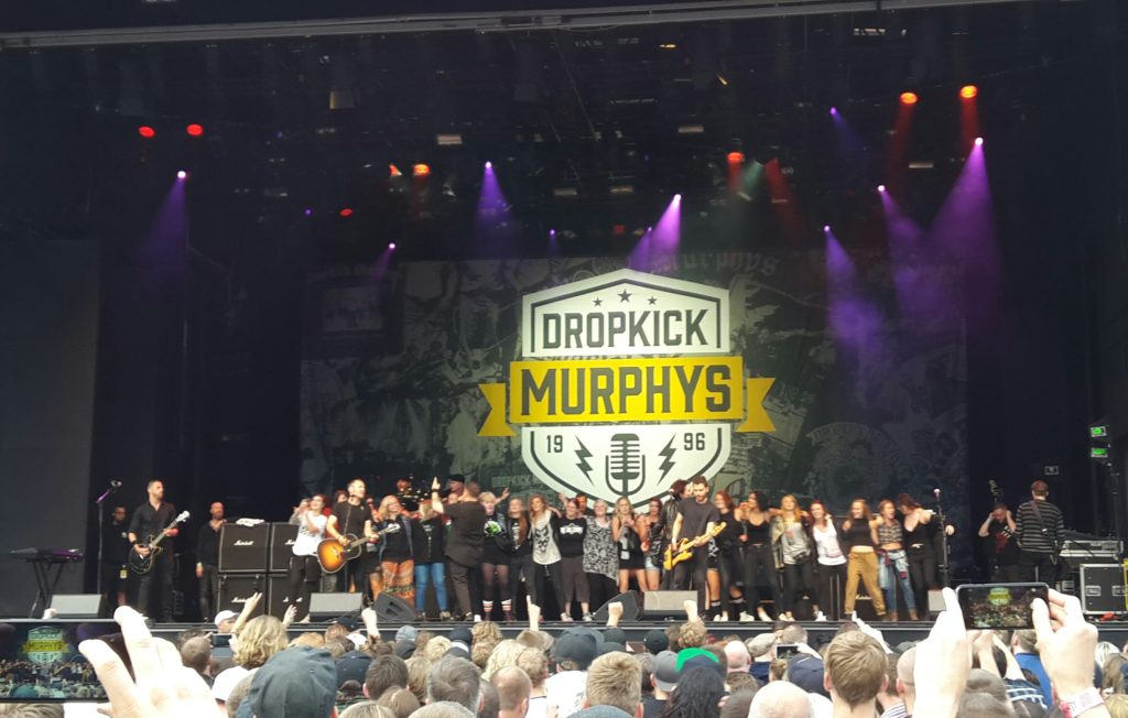 Dropkick Murphys - Liseberg - 160622 v2