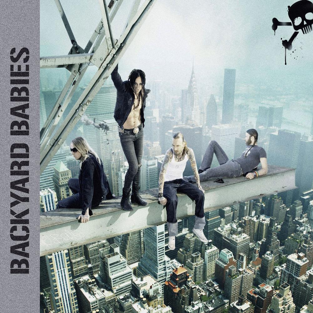 Backyard Babies - BACKYARD BABIES (2008)